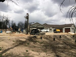 Black Forest Fire Geothermal System