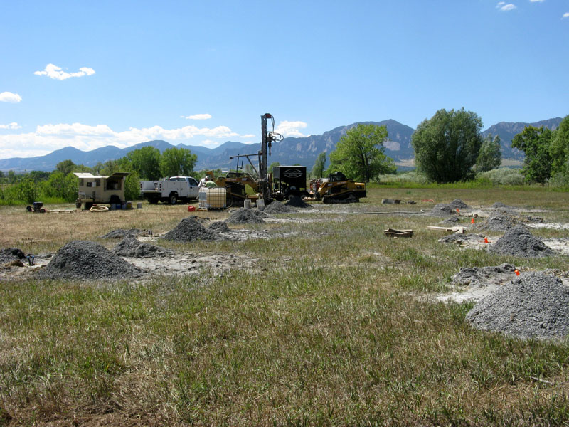 Geo Loops Drilling, Boulder, CO 80301