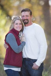 Dan and Kari Rau, Owners of Colorado Geothermal Drilling
