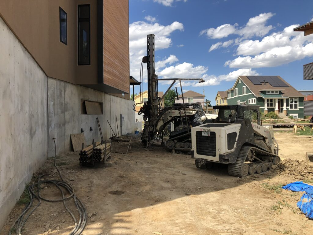 Drilling Geothermal at a Home Boulder 80302