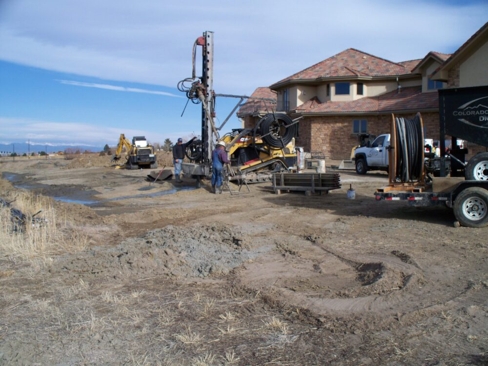 Geothermal Process Fort Collins, CO 80521