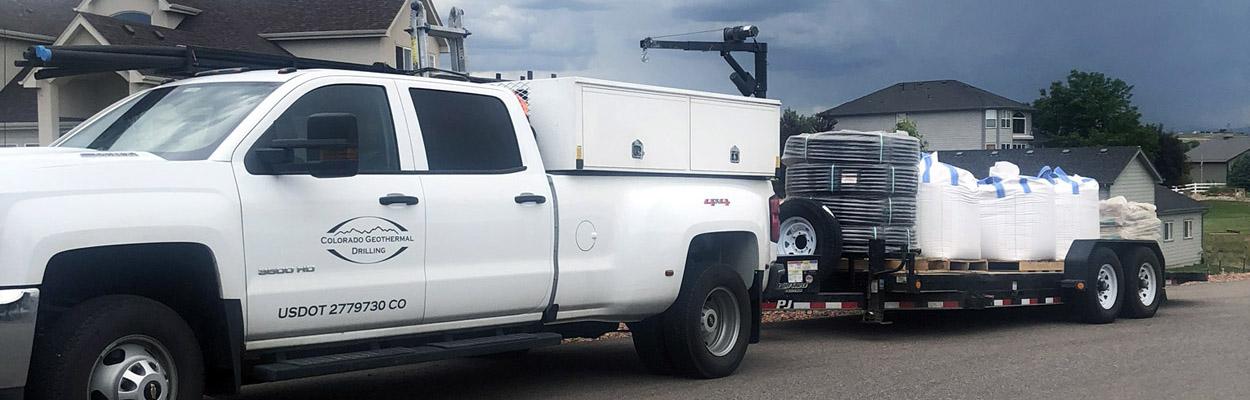 Colorado Geothermal Drilling Contractor