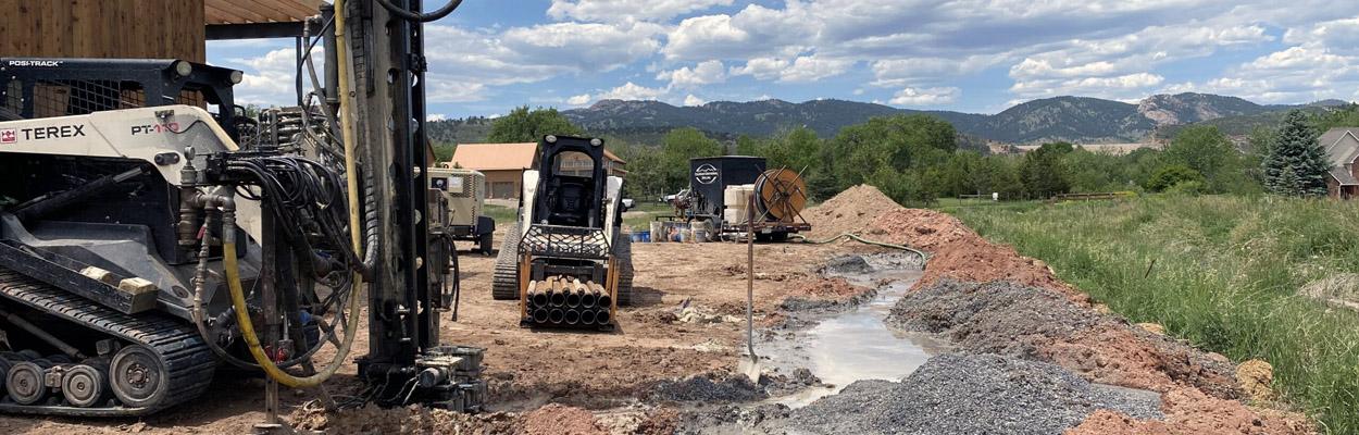 Colorado Geothermal Drilling Services