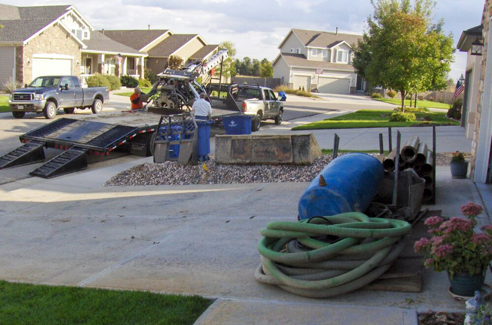 Geothermal Installation Process