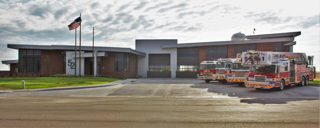 Geothermal in a Fire Station